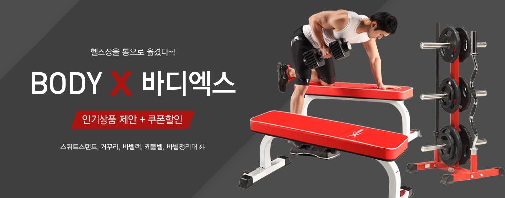 [헬스] 바디엑스 모음전