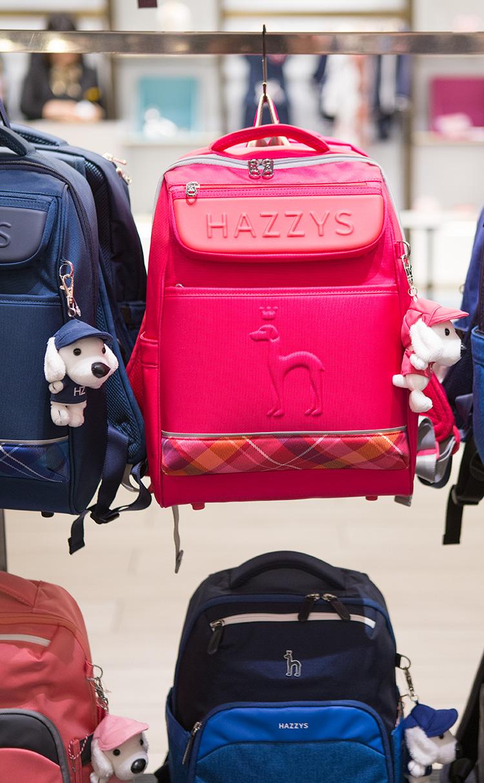 핑크컬러체크책가방