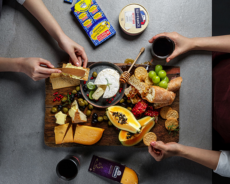 치즈&버터