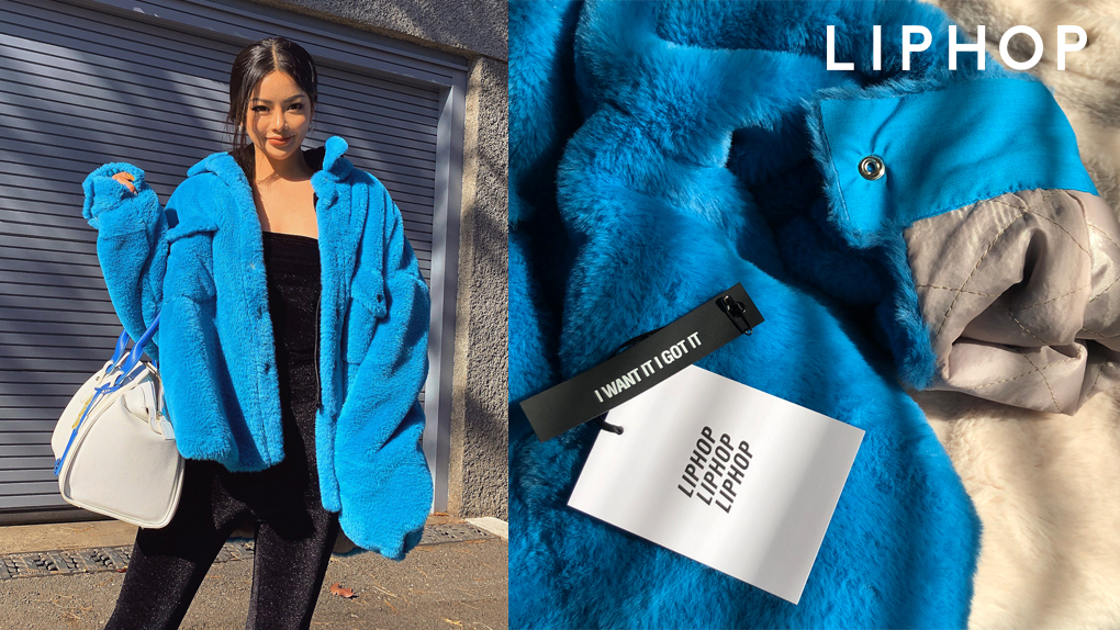 LIPHOP! F/W collection
