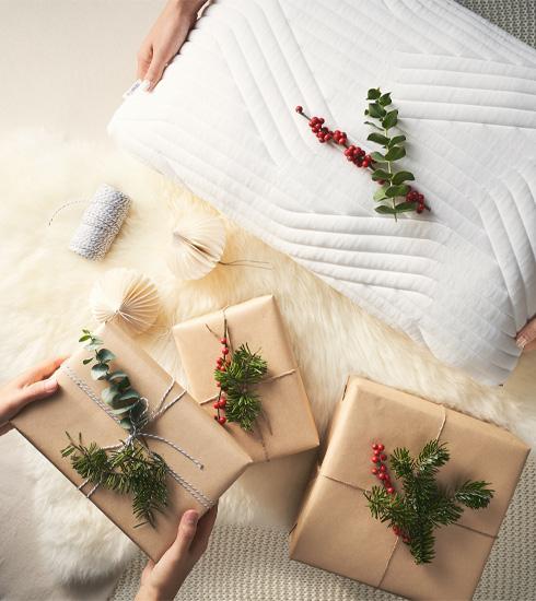 2020 설 선물 기능성 베개