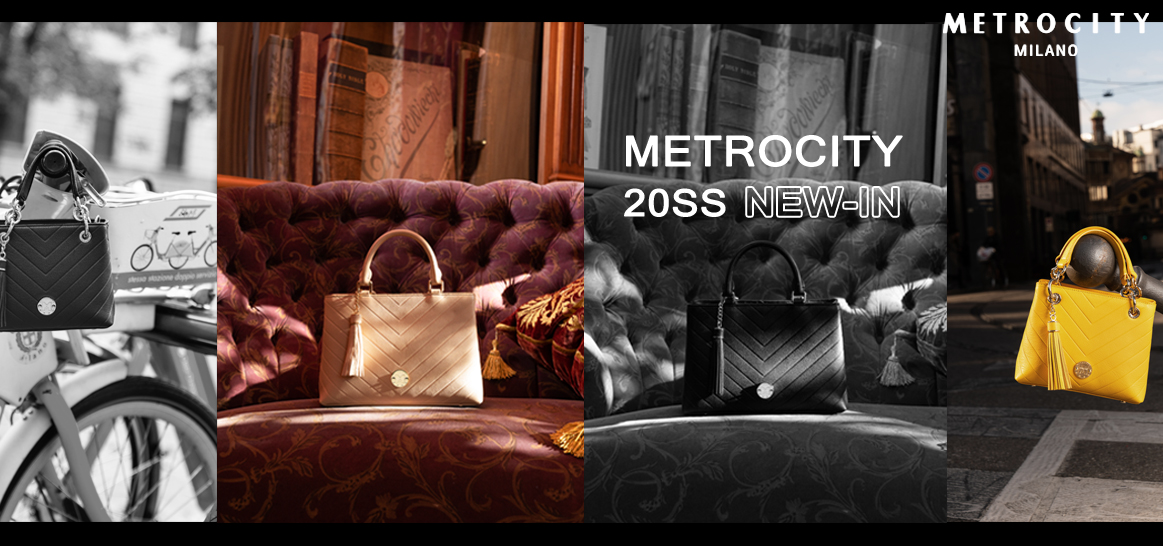METROCITY 2020 SS NEW COLLECTION