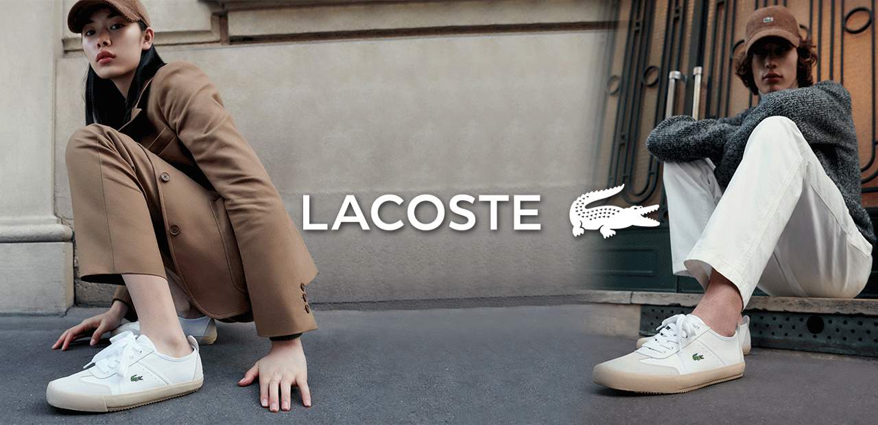 LACOSTE 20FW NEW ARRIVALS
