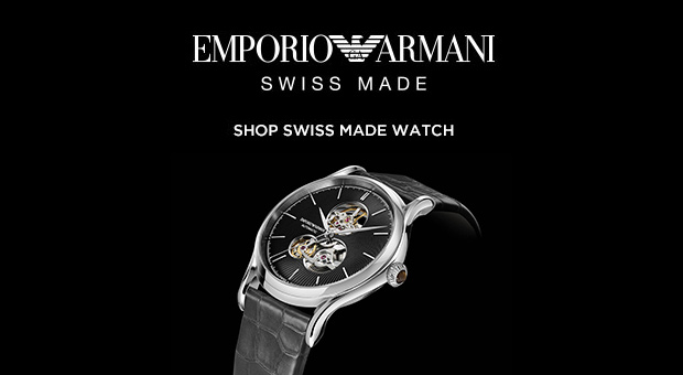 Swiss Made Watch