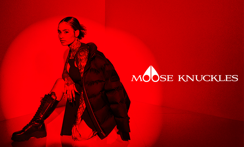 Moose Knuckles FW20 Campaign