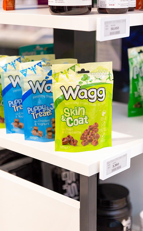 [Wagg] 강아지 간식 - 치킨&요거트, 오리&크랜베리