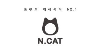 N.CAT 로고