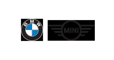 BMW MINI  시티라운지 로고