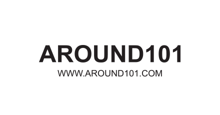 어라운드101 로고