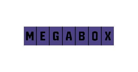 메가박스 로고
