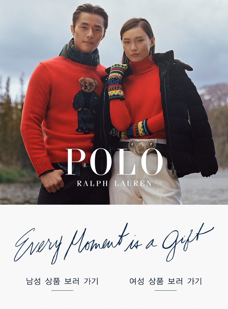 [POLO RALPH LAUREN] Every Moment is a gift