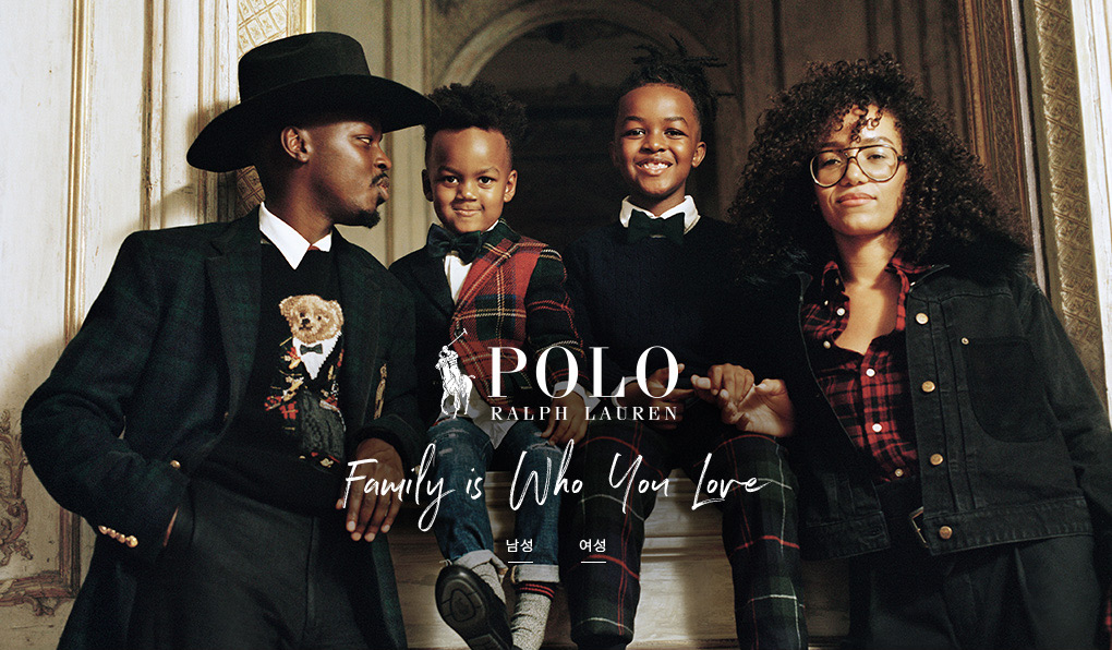 POLO Family is who you love