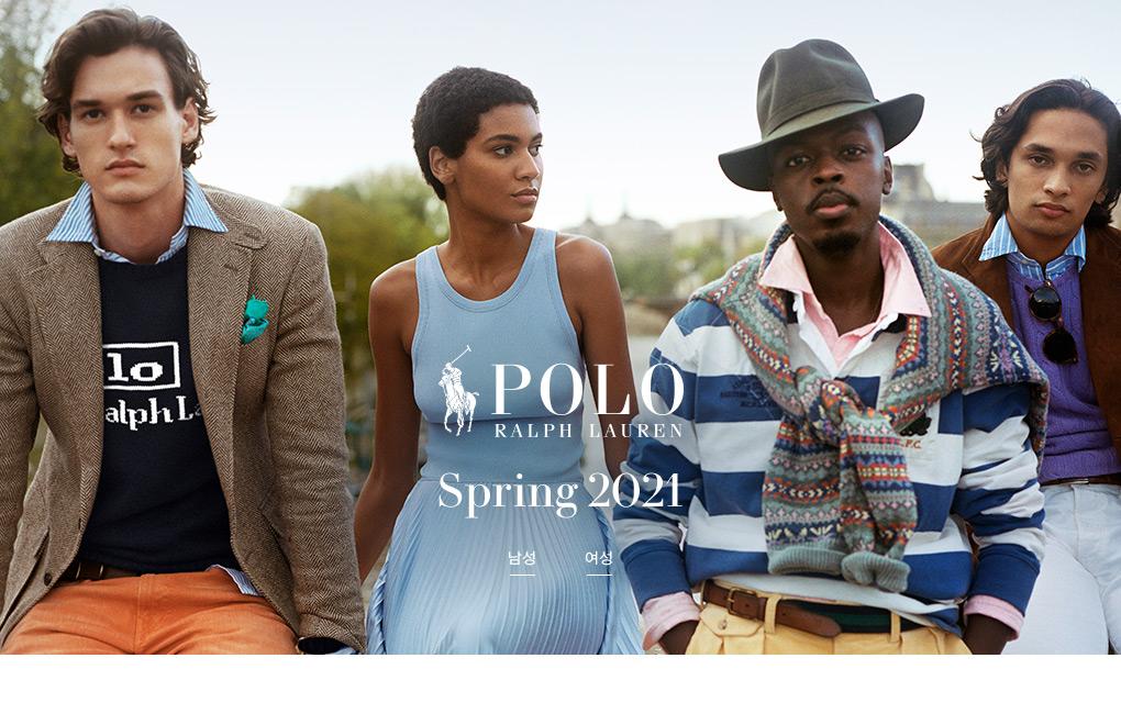 POLO RALPH LAUREN Spring 2021